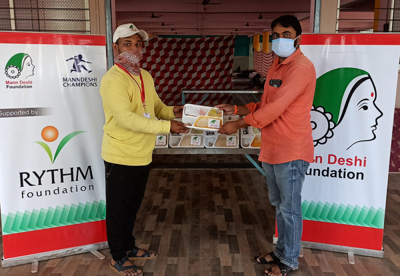 QNET Supports COVID Relief